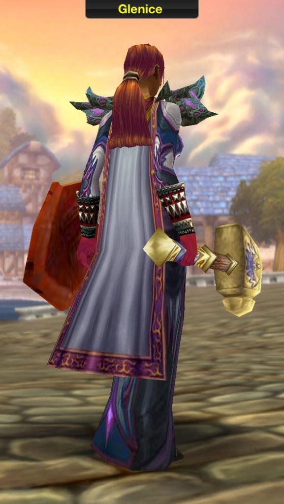 Malorne Giantstalker Queen Azshara Transmog Mashups Mama Druid