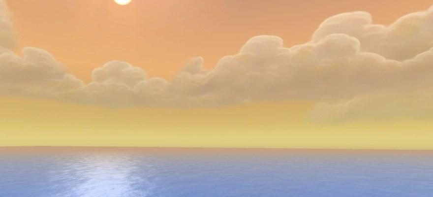 Wandering Isle Ocean View