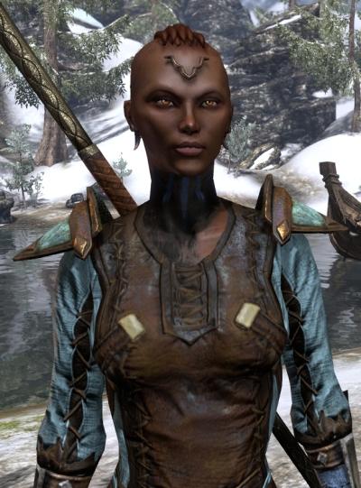 Zahra al-Nayyir, Redguard healer