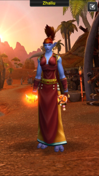 Mage (93): Fire