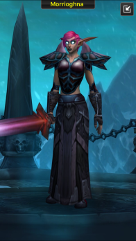 Death Knight (84): Unholy