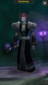 Priest (87): Shadow