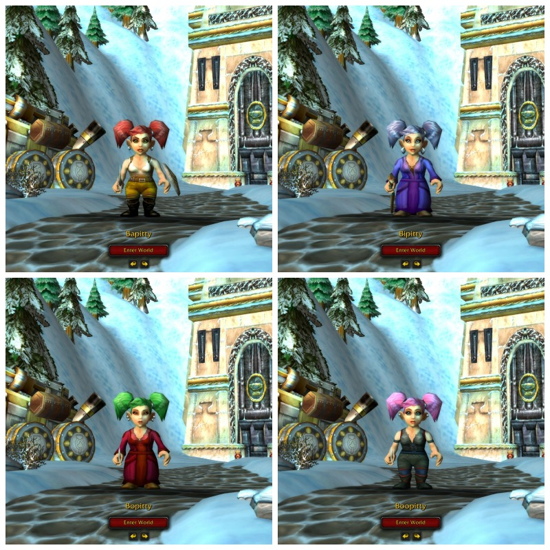 gnome Collage square